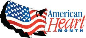 americna heart month